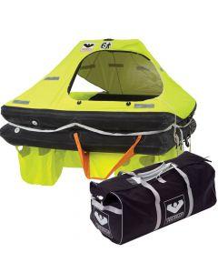 Viking Life-Saving Equipment VIKING RescYou Coastal Liferaft 6 Person Valise