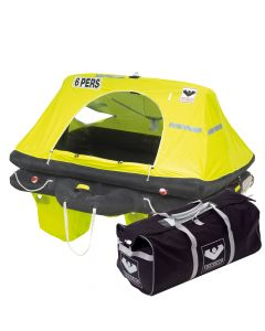 Viking Life-Saving Equipment VIKING RescYou Liferaft 6 Person Valise Offshore Pack