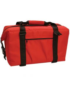 NorChill 48 Can Soft Sided Hot/Cold Cooler Bag - Red