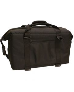 NorChill 48 Can Soft Sided Hot/Cold Cooler Bag - Black
