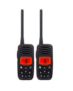 Standard Horizon HX100 2.5W Floating Handheld VHF - 2-Pack