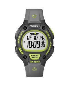 Timex Ironman 30-Lap Full-Size - Grey/Black
