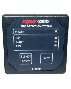 Fireboy Xintex 1 Zone Fire Detection & Alarm Panel