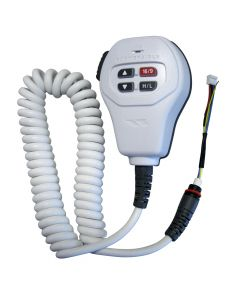 Standard Horizon Standard Replacement VHF MIC f/GX1200W,  GX1600W,  & GX1700W - White
