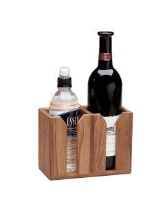 Whitecap two wine bottle rack