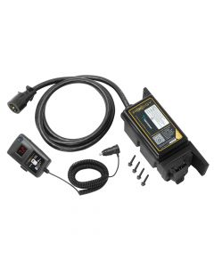 Tekonsha Prodigy RF Electronic Brake Control f/1-3 Axle Trailers - Trailer Mounted, Proportional