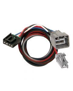 Tekonsha Brake Control Wiring Adapter - 2 Plug, RAM