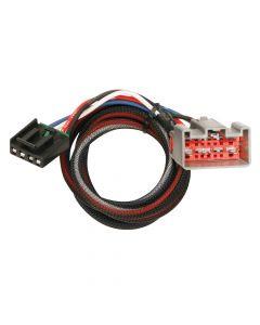 Tekonsha Brake Control Wiring Adapter - 2 Plug, Ford, Lincoln 3034-P