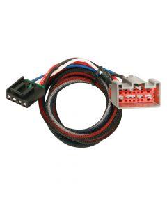 Tekonsha Brake Control Wiring Adapter - 2 Plug, Ford, Lincoln 3036-P