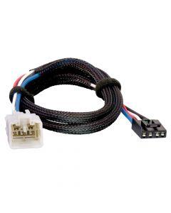 Tekonsha Brake Control Wiring Adapter - 2 Plug, Toyota, Lexus