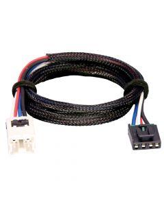 Tekonsha Brake Control Wiring Adapter - 2 Plug, Nissan, Infiniti