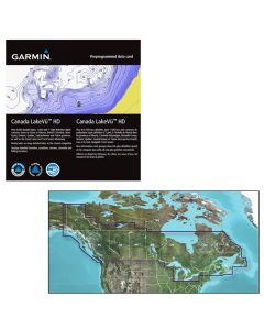 Garmin Canada LakeV HD - MicroSD/SD f/GPSMAP Series, Montana Handhelds