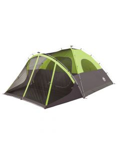 Coleman Steel Creek Fast Pitch Screened Dome Tent - 6 Person