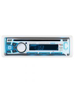 Boss Audio MR762BRGB Single DIN Bluetooth Enabled In-Dash MP3/CD/CDRW/AM/FM Receiver