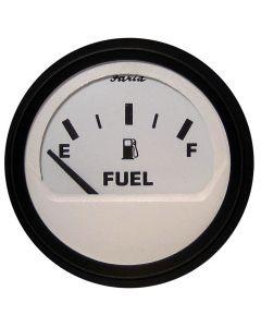 Faria Fuel Level Gauge, White