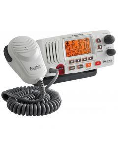 Cobra VHF MR F57 Radio,  White