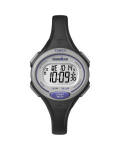 Timex Ironman Essential 30-Lap Watch - Black