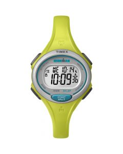 Timex Ironman Essential 30-Lap Watch - Lime