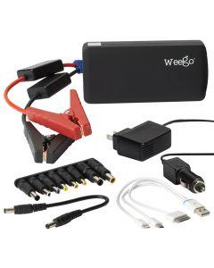 Weego Jump Starter Battery Pack+ Heavy Duty - 12,000mAh - 12V