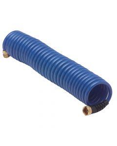 Hosecoil Blue Hose w/Flex Relief - 25'