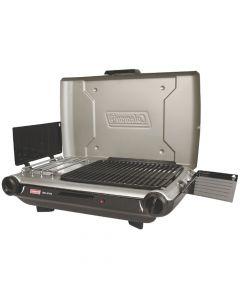 Coleman PerfectFlow Portable Camp Propane Grill