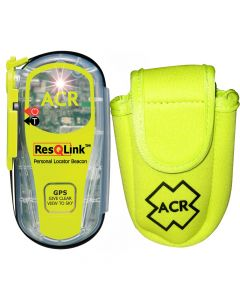 ACR Electronics ACR PLB Rescue Kit Includes ResQLink™ 406 MHz GPS PLB Floating Pouch