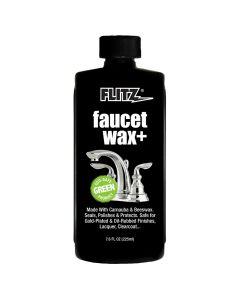 Flitz Faucet Waxx Plus - 7.6oz Bottle