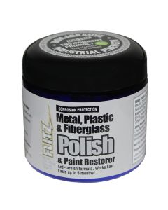 Flitz Metal, Plastic & Fiberglass Polish Paste - 1.0lb