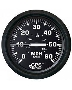 Faria EURO GPS SPEEDO 60 MPH