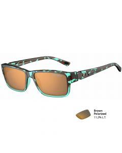 Tifosi Hagen 2.0 Blue Tortoise Sunglasses - Brown Polarized