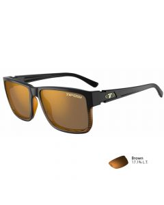 Tifosi Hagen XL 2.0 Brown Fade Sunglasses - Brown