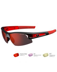 Tifosi Synapse Race Red Sunglasses - Clarion Red/GT™/EC™