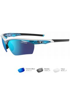 Tifosi Vero Skycloud Sunglasses - Clarion Blue/AC Red™/Clear