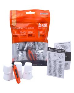 Adventure Medical Survive Outdoors Longer® All-Weather Fire Cubes