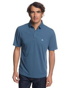 Quiksilver Waterman Water 2 Short Sleeve Polo Shirt