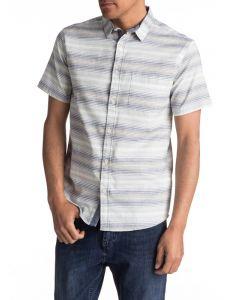 Quiksilver Men's Aventail Update Short Sleeve Shirt