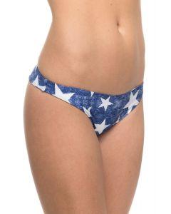 Roxy Women's Star Day Reversible Mini Bikini Bottom