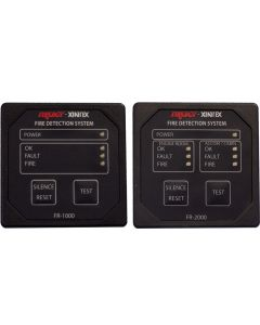 Fire Detection System - 1 or 2 Zones