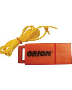 Safety Whistle With Lanyard (Orion Safety Products)