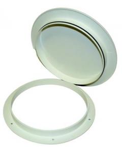White Deck Plates - Marpac