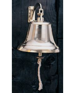 Hanging Brass Bells with Brackets
