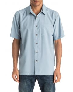 Quiksilver Waterman Men's Cane Island Short Sleeve Shirt