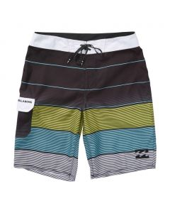 Billabong Men's All Day OG Stripe Boardshorts