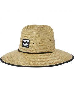 Billabong Men's Tides Print Straw Hat
