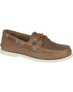 Sperry Men's Authentic Original 2-Eye Perforated Boat Shoe