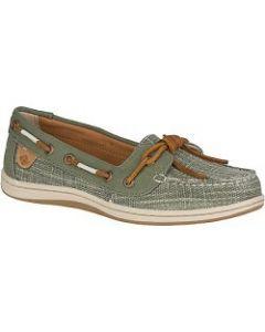 Sperry Women's Barrelfish Canvas Boat Shoe