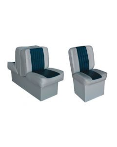 Wise Deluxe Runner Back-to-Back Lounge & Jump Seat Group