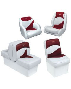 Wise Contemporary Series Fish-N-Ski Run-A-Bout Seating Group