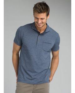 Prana Men's Pacer Short Sleeve Polo
