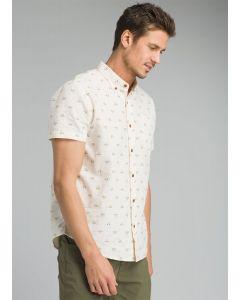 Prana Men's Broderick Short Sleeve Shirt